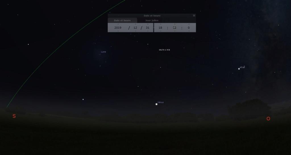 2019: le 31/12 à 18h52 - Lumière étrange dans le ciel  - Saint Junien -Haute-Vienne (dép.87) Captur10