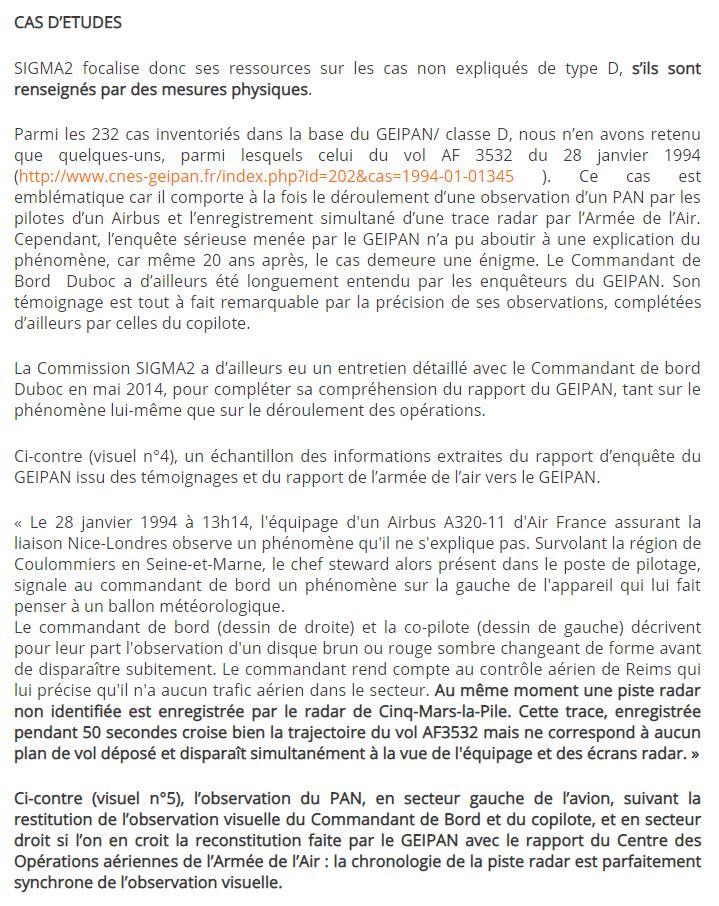 """GEIPAN - Xavier Passot GEIPAN: """"On voit des ovnis chaque jour"""" - Page 10 Duboc10"""