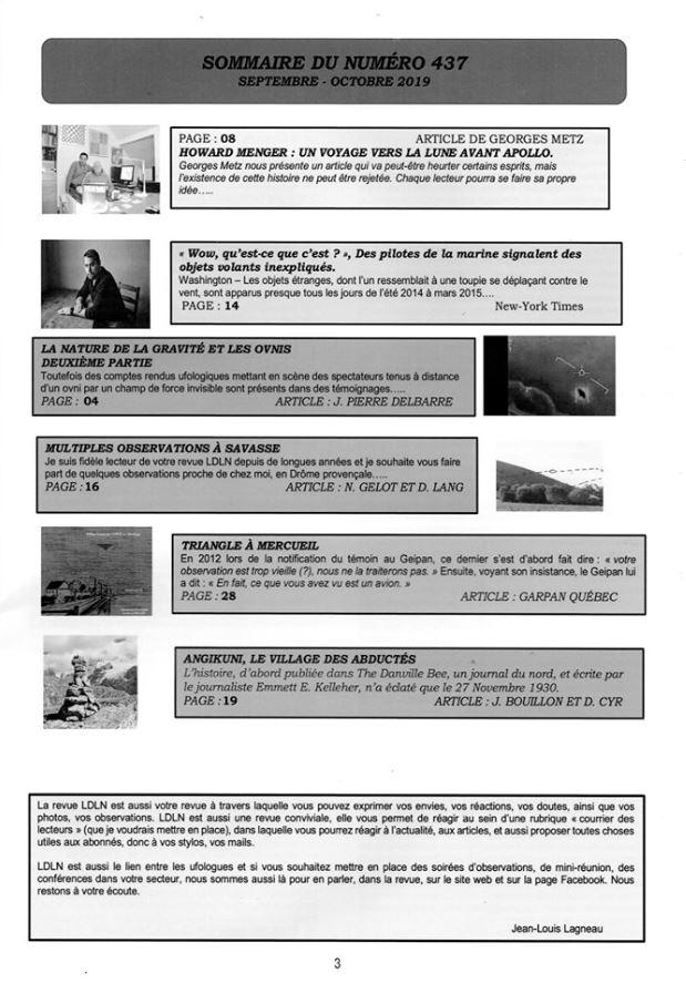 """Qui connait le devenir du magazine """"Lumieres Dans La Nuit"""" (LDLN) ? - Page 7 Ldln4310"""
