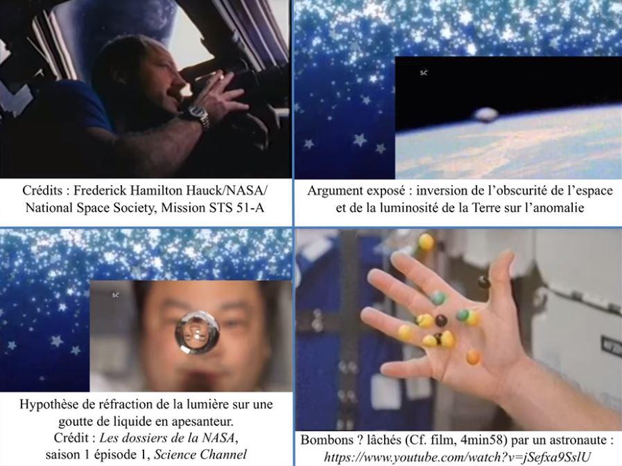 Les fameuses déclarations de la NASA... Sts10