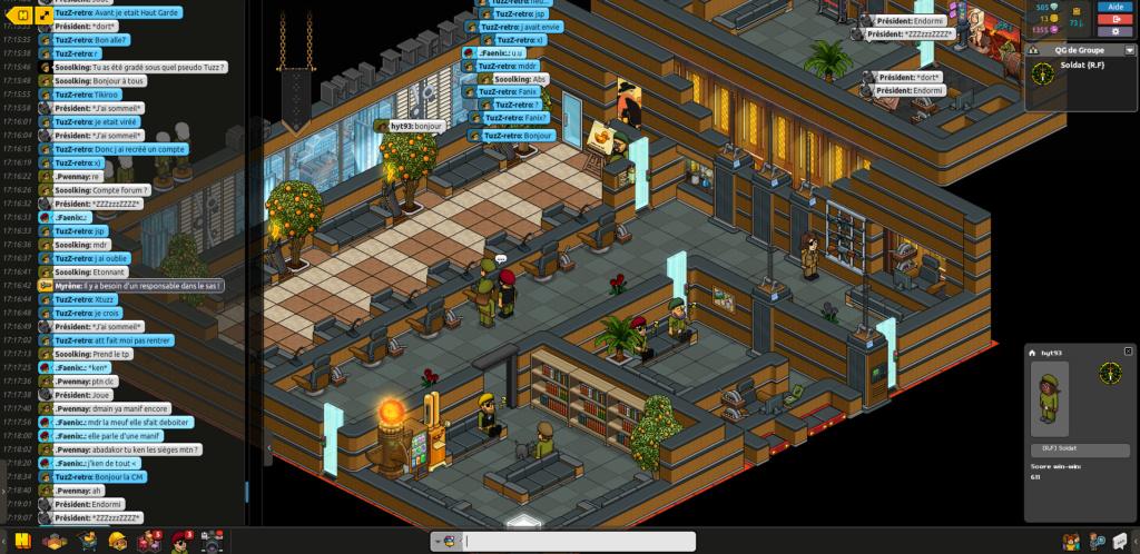 [C.M] Rapport d'activités de JustDown  Screen13