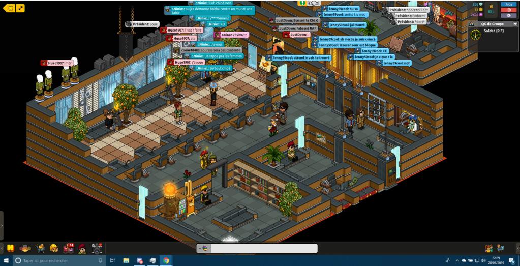 [C.M] Rapport d'activités de JustDown  Screen39