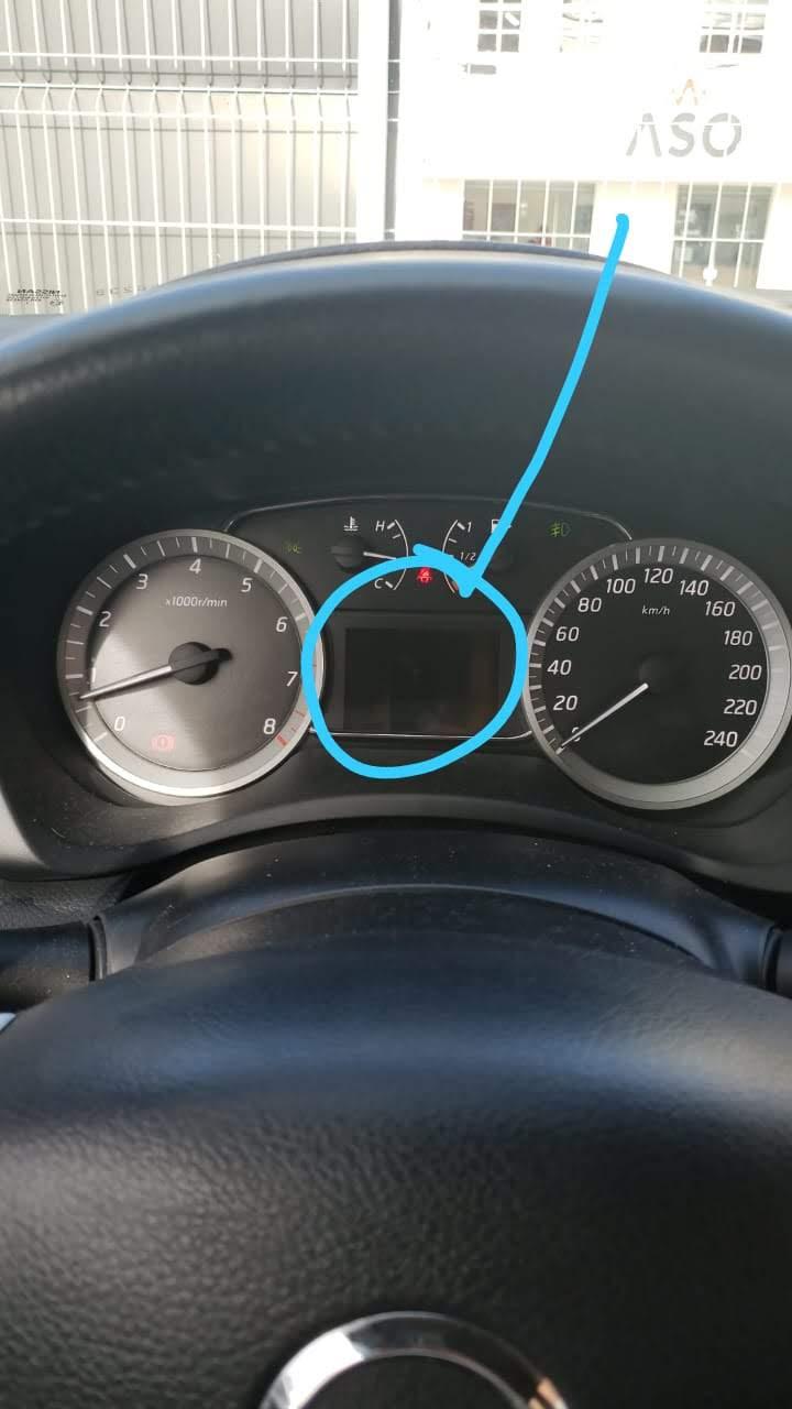 Tela LCD Sentra com Defeito Img-2010