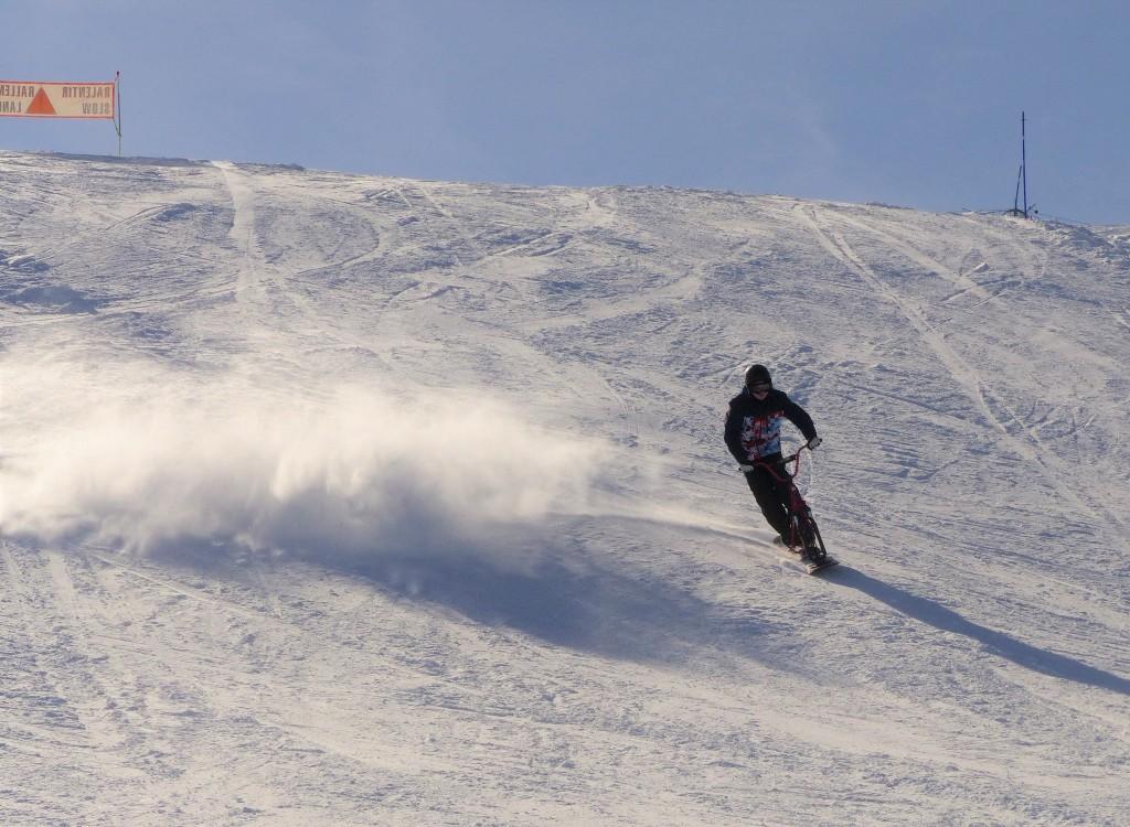 2019/01 - Sortie SnowScoot - 73 Savoie (Espace Diamant). 06_fev11