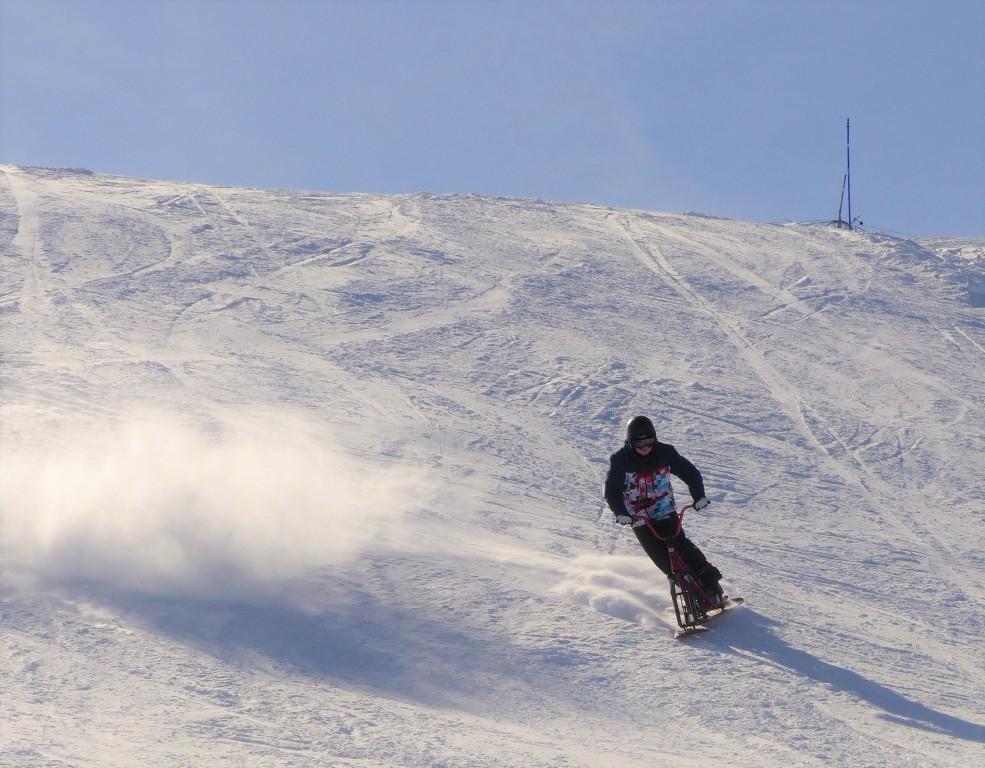 2019/01 - Sortie SnowScoot - 73 Savoie (Espace Diamant). 06_fev12