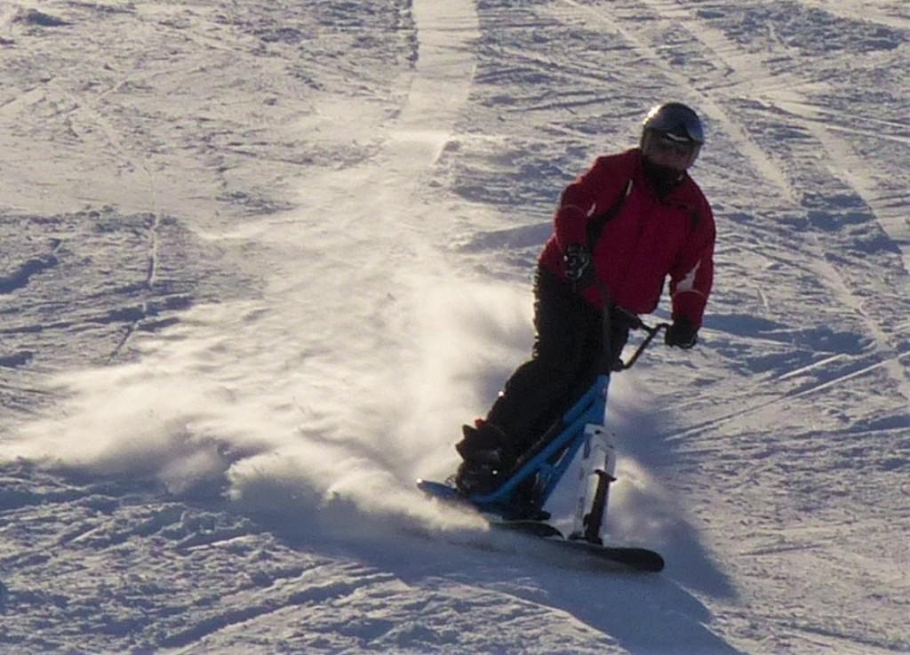 2019/01 - Sortie SnowScoot - 73 Savoie (Espace Diamant). 06_fev13