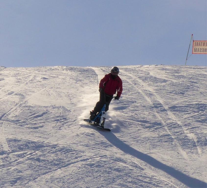 2019/01 - Sortie SnowScoot - 73 Savoie (Espace Diamant). 06_fev14