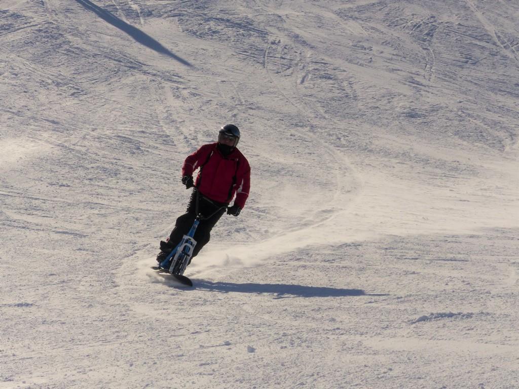 2019/01 - Sortie SnowScoot - 73 Savoie (Espace Diamant). 06_fev16