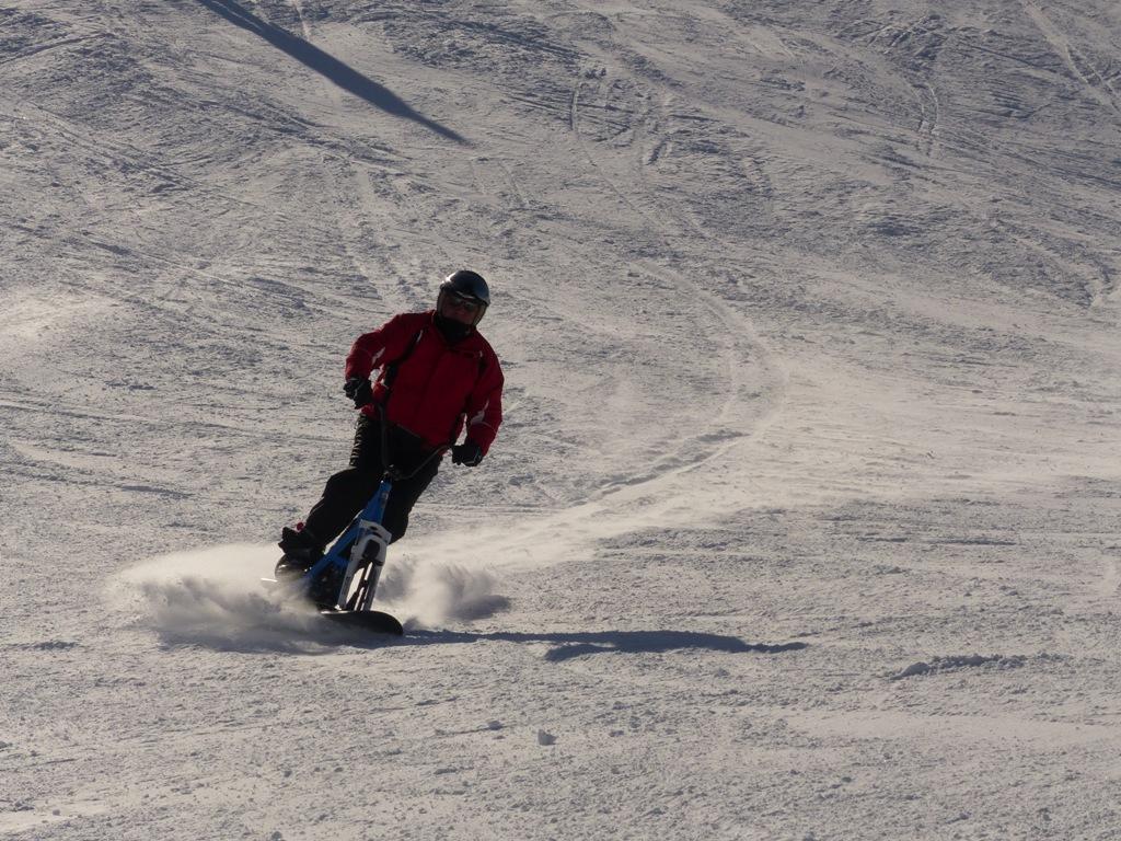 2019/01 - Sortie SnowScoot - 73 Savoie (Espace Diamant). 06_fev18