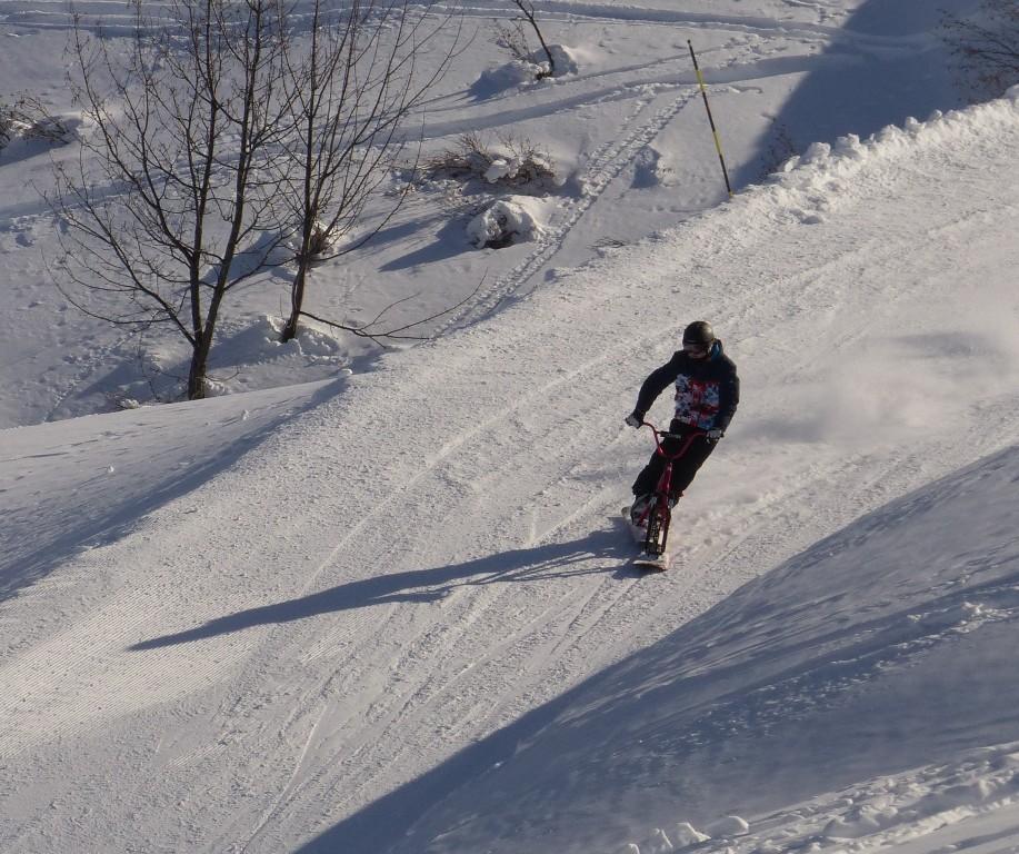 2019/01 - Sortie SnowScoot - 73 Savoie (Espace Diamant). 06_fev34