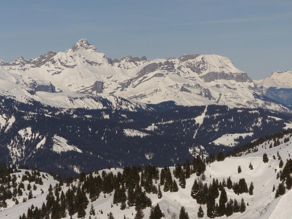 2019/01 - Sortie SnowScoot - 73 Savoie (Espace Diamant). 06_fev37
