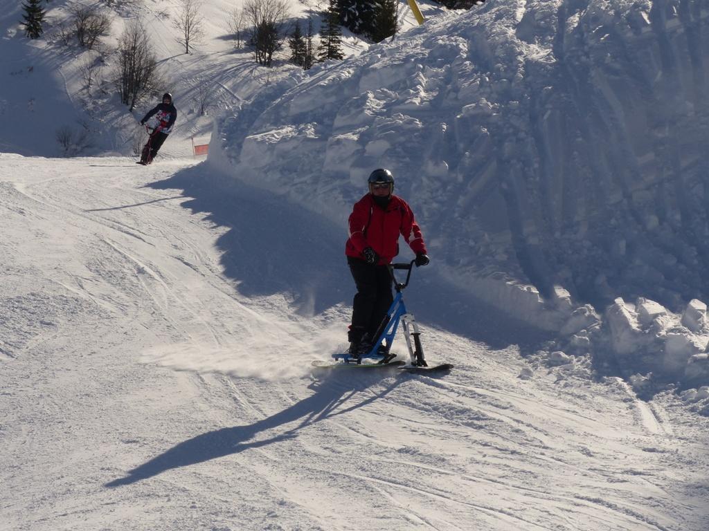 2019/01 - Sortie SnowScoot - 73 Savoie (Espace Diamant). 06_fev41