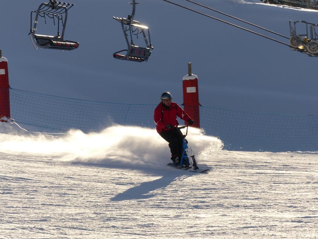 2019/01 - Sortie SnowScoot - 73 Savoie (Espace Diamant). 06_fev55