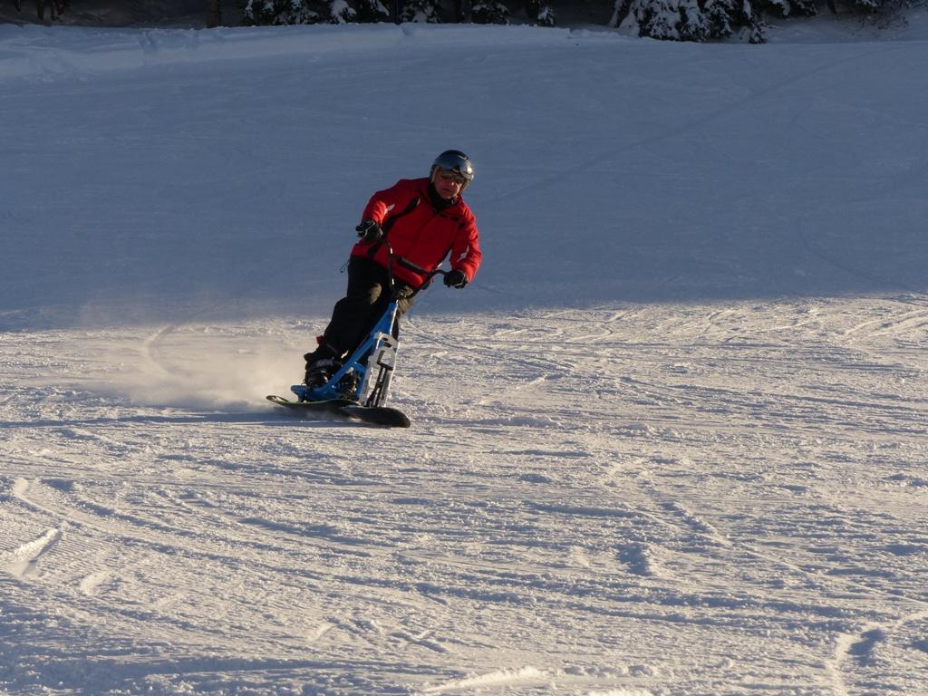 2019/01 - Sortie SnowScoot - 73 Savoie (Espace Diamant). 06_fev58