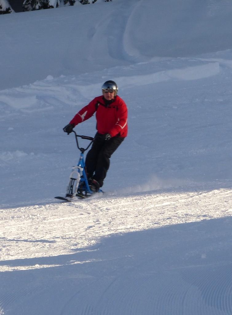 2019/01 - Sortie SnowScoot - 73 Savoie (Espace Diamant). 06_fev59
