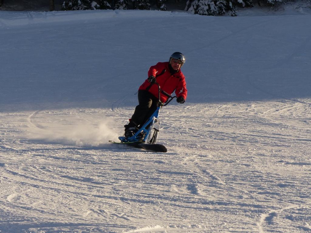 2019/01 - Sortie SnowScoot - 73 Savoie (Espace Diamant). 06_fev60