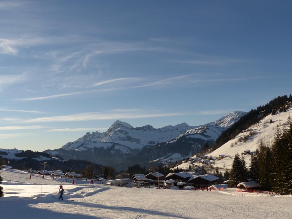 2019/01 - Sortie SnowScoot - 73 Savoie (Espace Diamant). 06_fev63