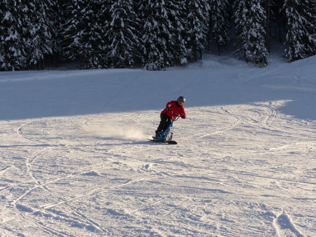 2019/01 - Sortie SnowScoot - 73 Savoie (Espace Diamant). 06_fev68