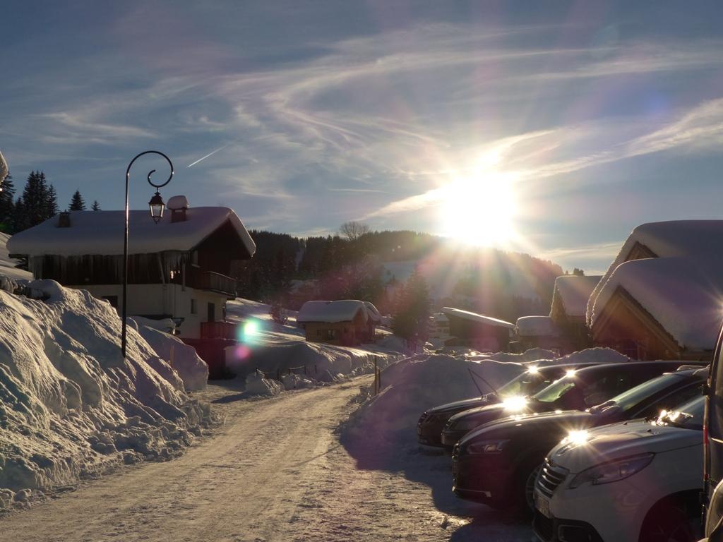 2019/01 - Sortie SnowScoot - 73 Savoie (Espace Diamant). 06_fev70
