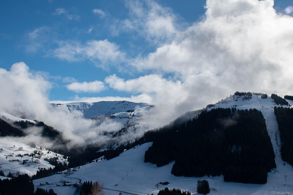 2020/01 - Compte-rendu Entrainement SnowScoot - Savoie (73). Paysag11