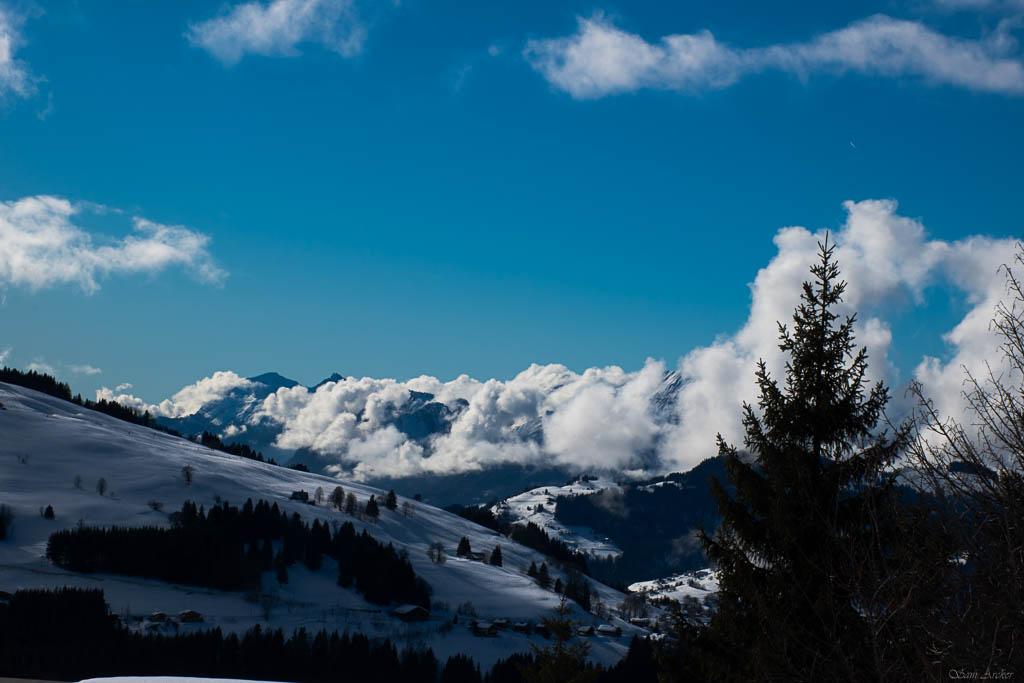 2020/01 - Compte-rendu Entrainement SnowScoot - Savoie (73). Paysag13