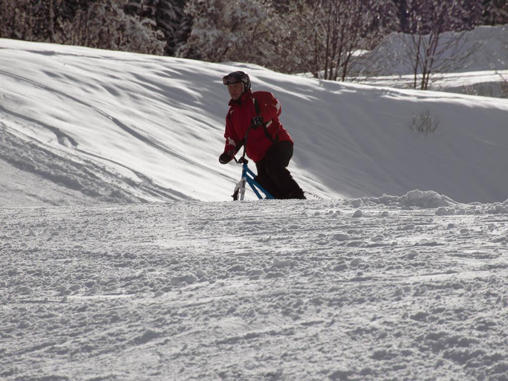 2020/01 - Compte-rendu Entrainement SnowScoot - Savoie (73). Ski_1011