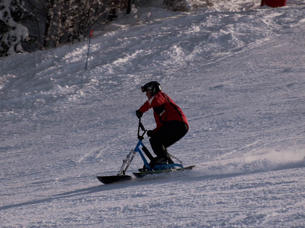 2020/01 - Compte-rendu Entrainement SnowScoot - Savoie (73). Ski_1411