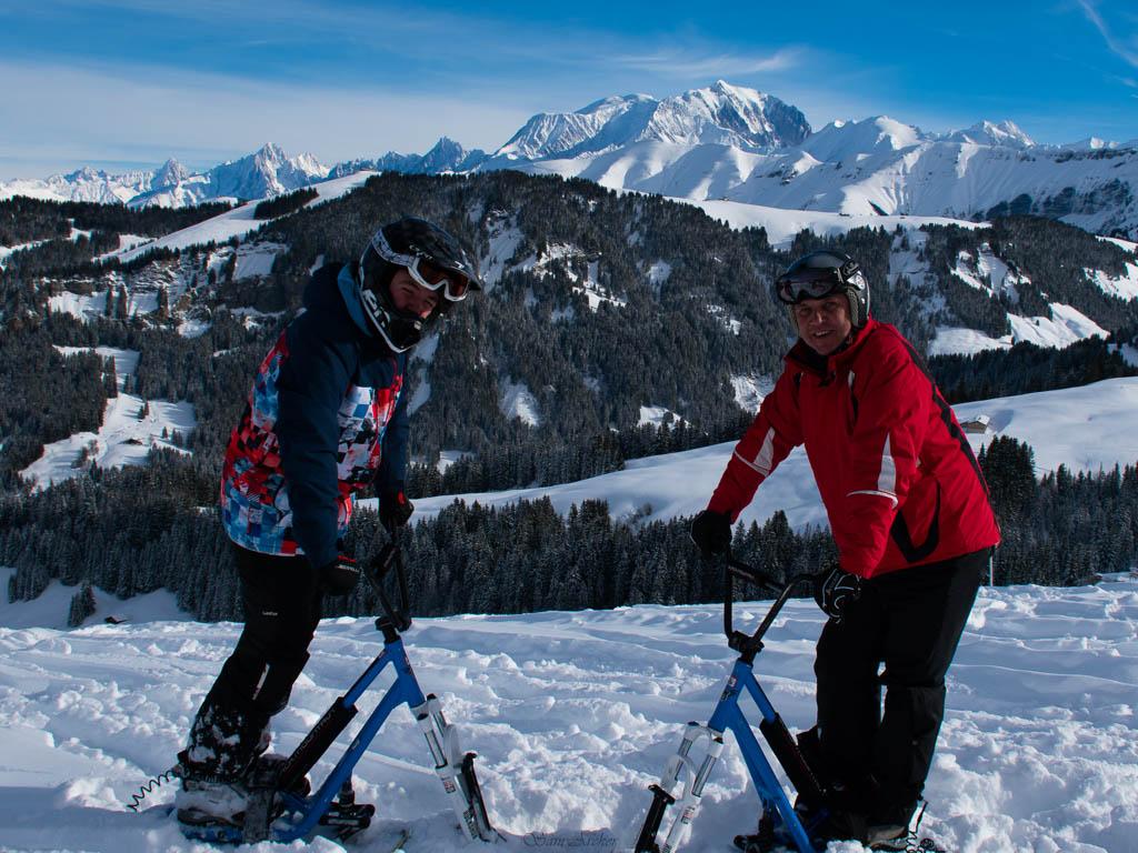 2020/01 - Compte-rendu Entrainement SnowScoot - Savoie (73). Ski_1611