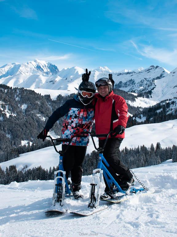 2020/01 - Compte-rendu Entrainement SnowScoot - Savoie (73). Ski_1711