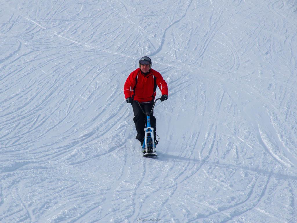 2020/01 - Compte-rendu Entrainement SnowScoot - Savoie (73). Ski_2010