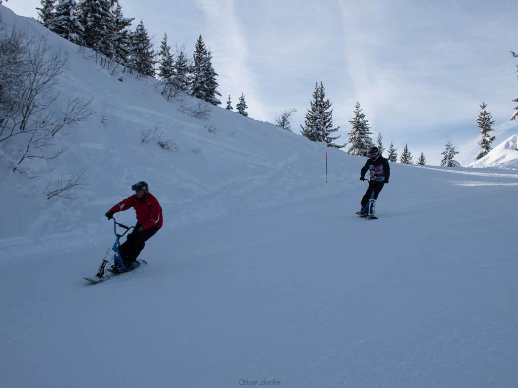 2020/01 - Compte-rendu Entrainement SnowScoot - Savoie (73). Ski_210