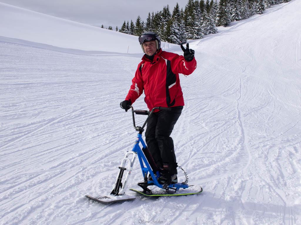 2020/01 - Compte-rendu Entrainement SnowScoot - Savoie (73). Ski_2110