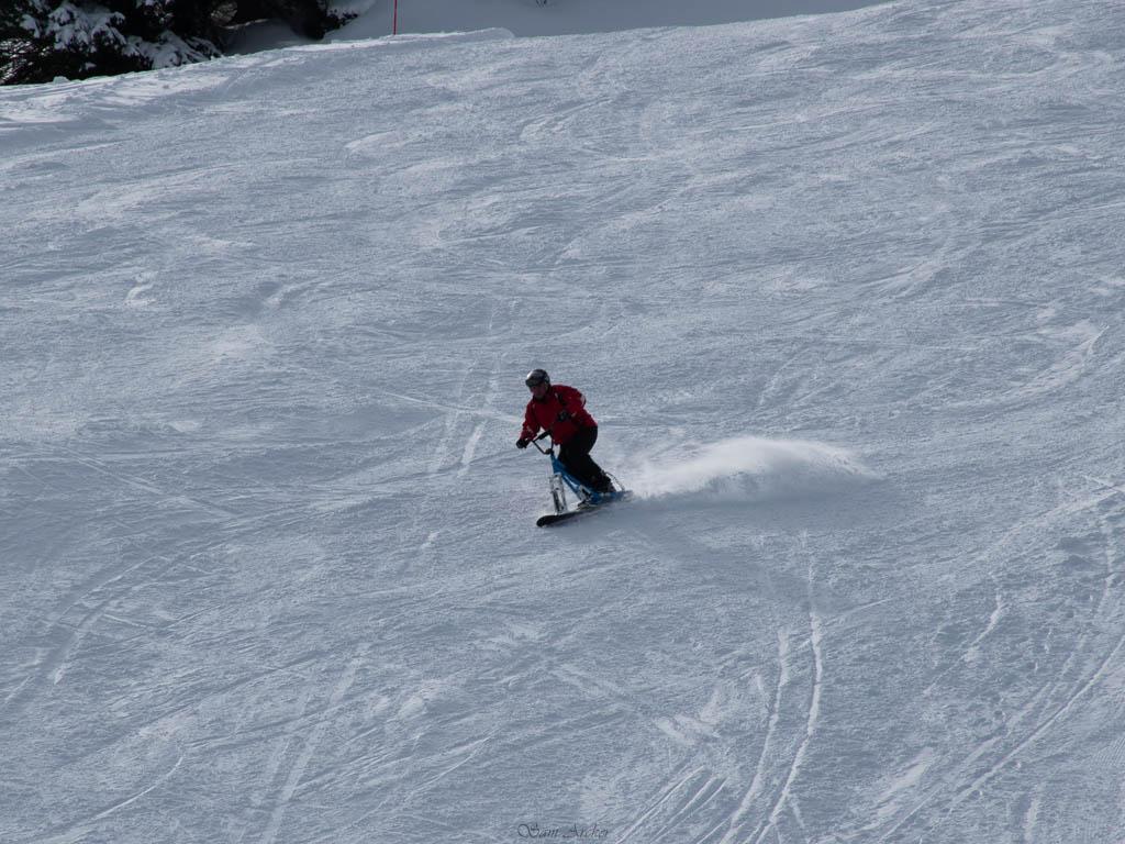 2020/01 - Compte-rendu Entrainement SnowScoot - Savoie (73). Ski_2410