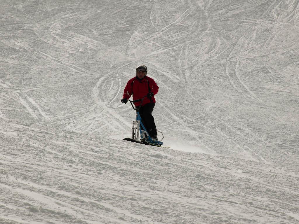 2020/01 - Compte-rendu Entrainement SnowScoot - Savoie (73). Ski_2610