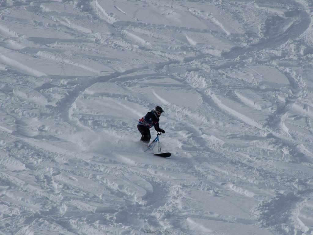 2020/01 - Compte-rendu Entrainement SnowScoot - Savoie (73). Ski_3010