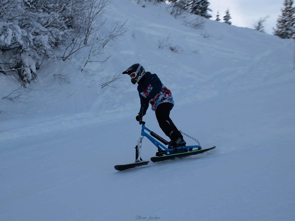 2020/01 - Compte-rendu Entrainement SnowScoot - Savoie (73). Ski_310