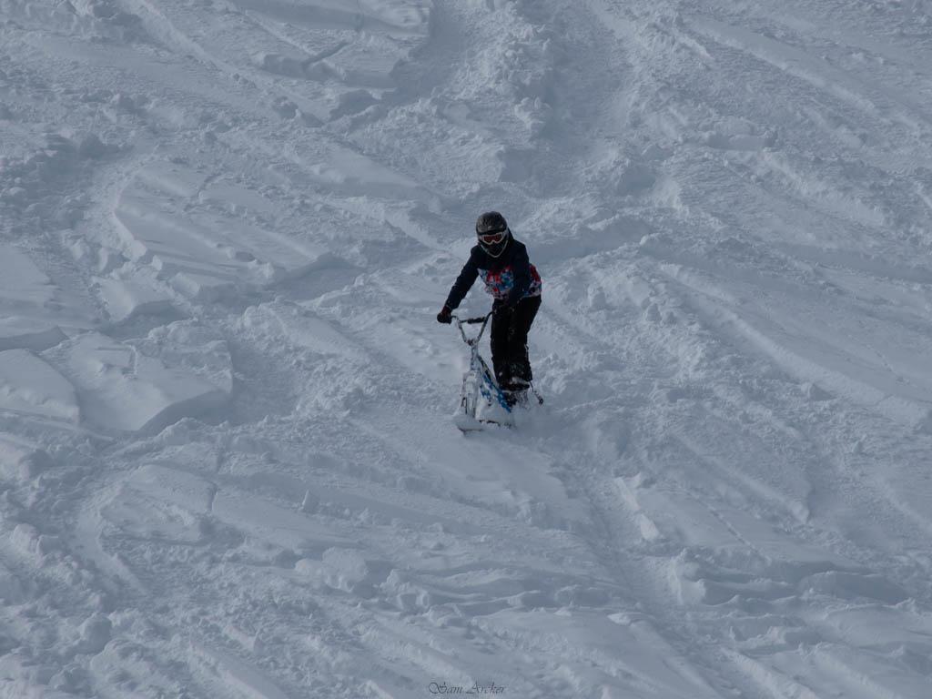 2020/01 - Compte-rendu Entrainement SnowScoot - Savoie (73). Ski_3310