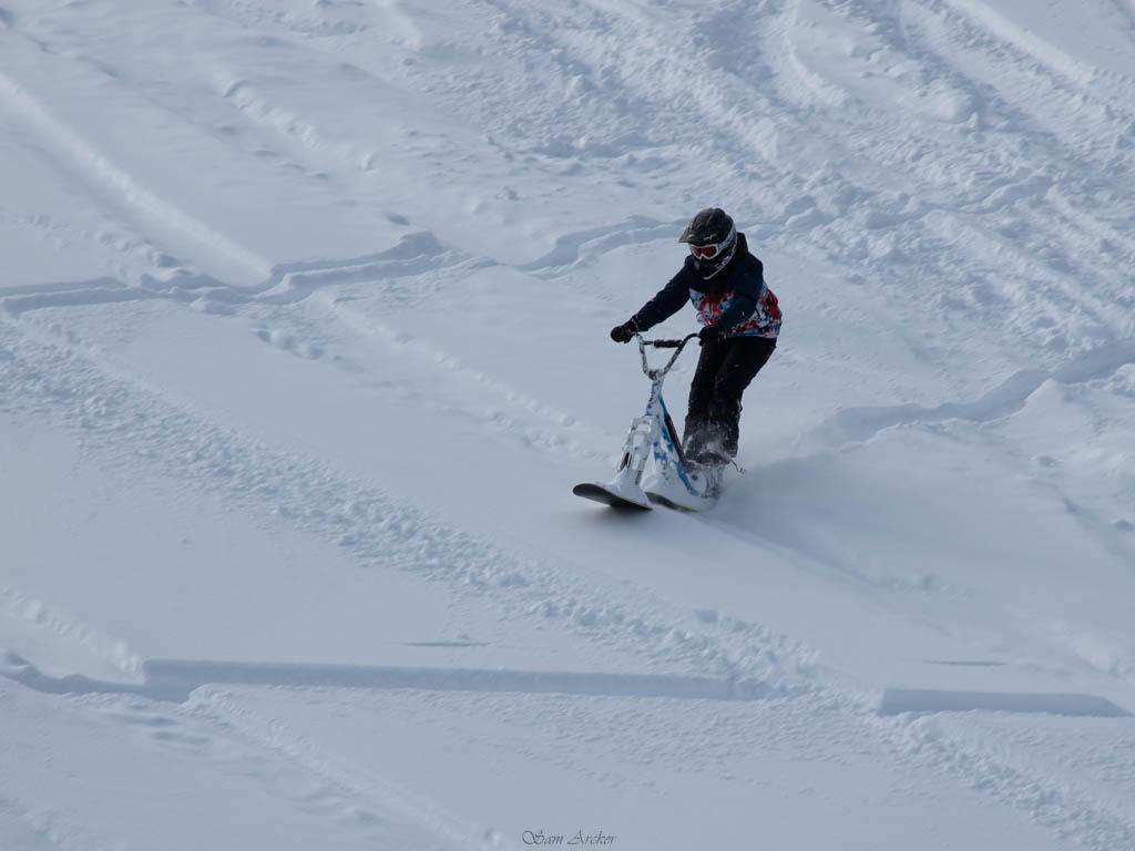2020/01 - Compte-rendu Entrainement SnowScoot - Savoie (73). Ski_3410