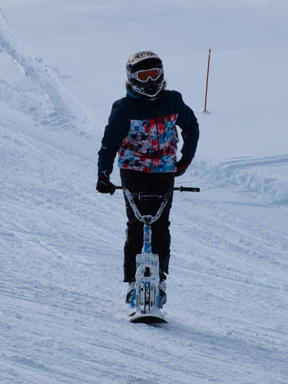 2020/01 - Compte-rendu Entrainement SnowScoot - Savoie (73). Ski_3610