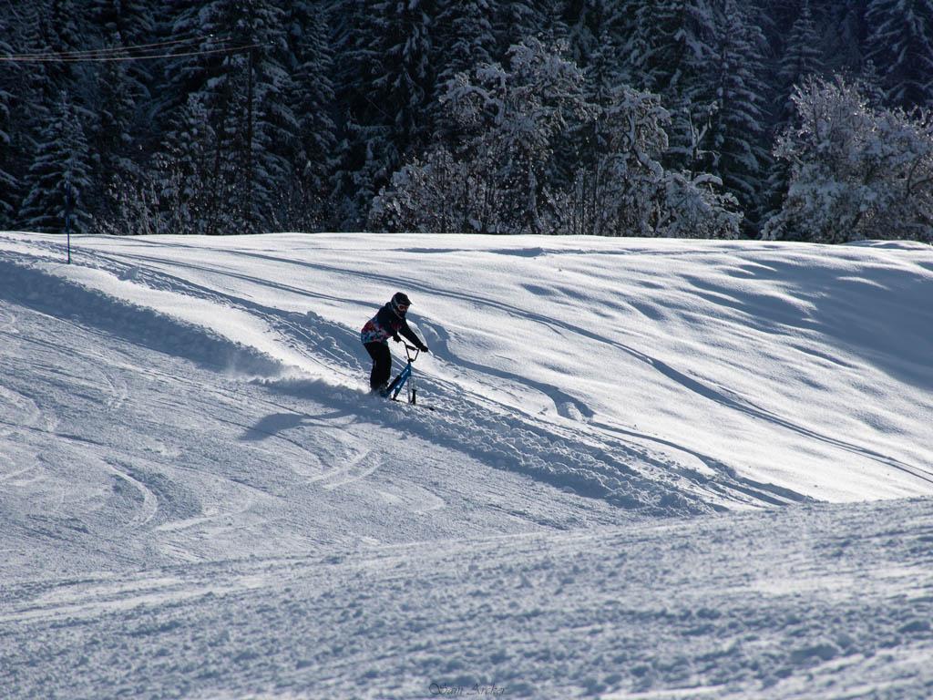 2020/01 - Compte-rendu Entrainement SnowScoot - Savoie (73). Ski_510
