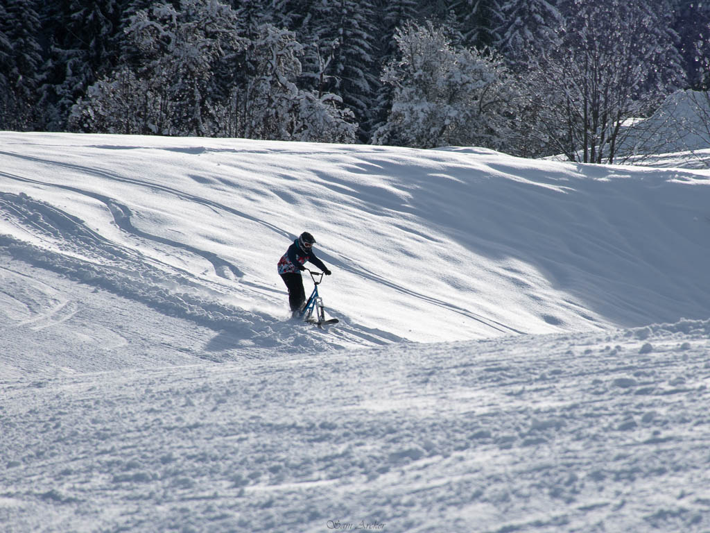 2020/01 - Compte-rendu Entrainement SnowScoot - Savoie (73). Ski_610