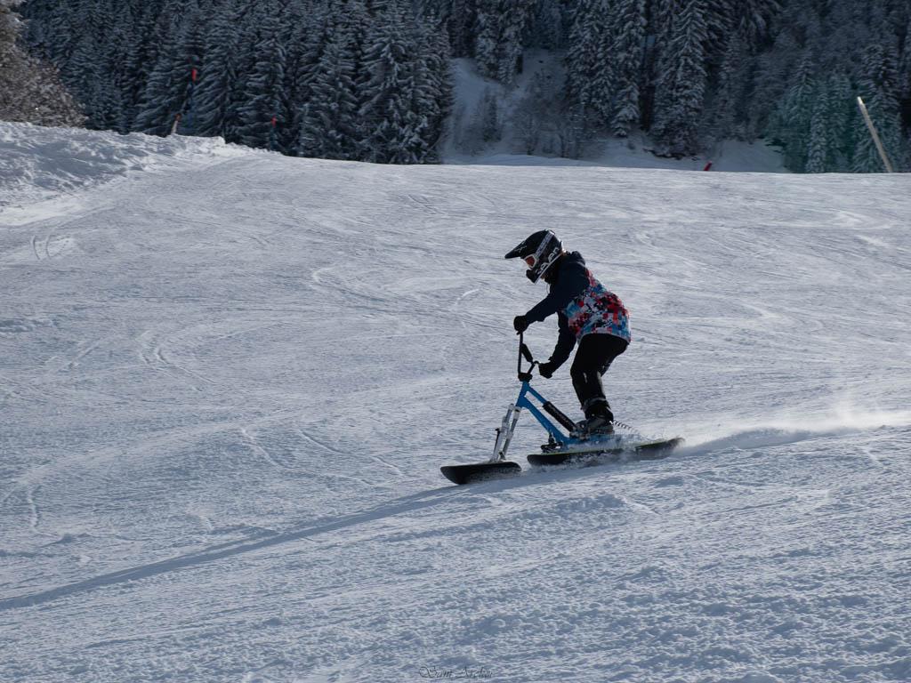 2020/01 - Compte-rendu Entrainement SnowScoot - Savoie (73). Ski_710