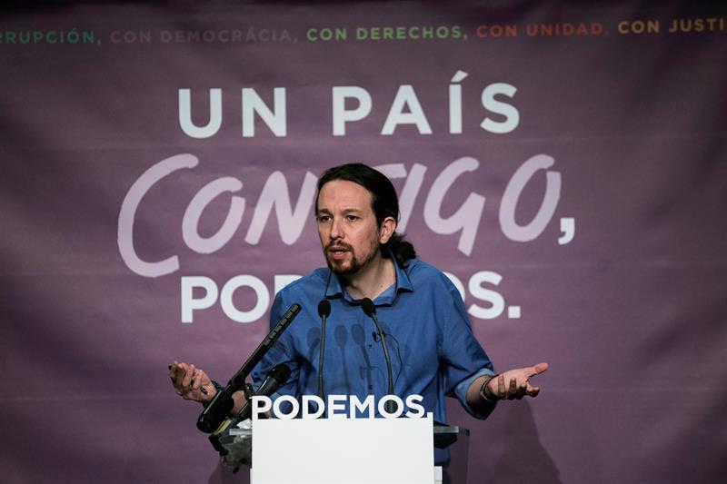RDP Pablo Iglesias|Analisis Elecciones 28 A _6358610