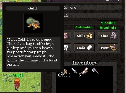 Pedido sistema de descrição de item! Origin10