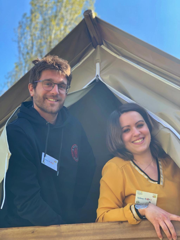 Bienvenue au Camping de Baugé (Chateaux de la Loire) Campin16