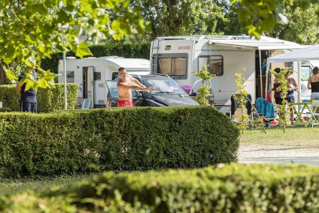 Bienvenue au Camping de Baugé (Chateaux de la Loire) Campin17