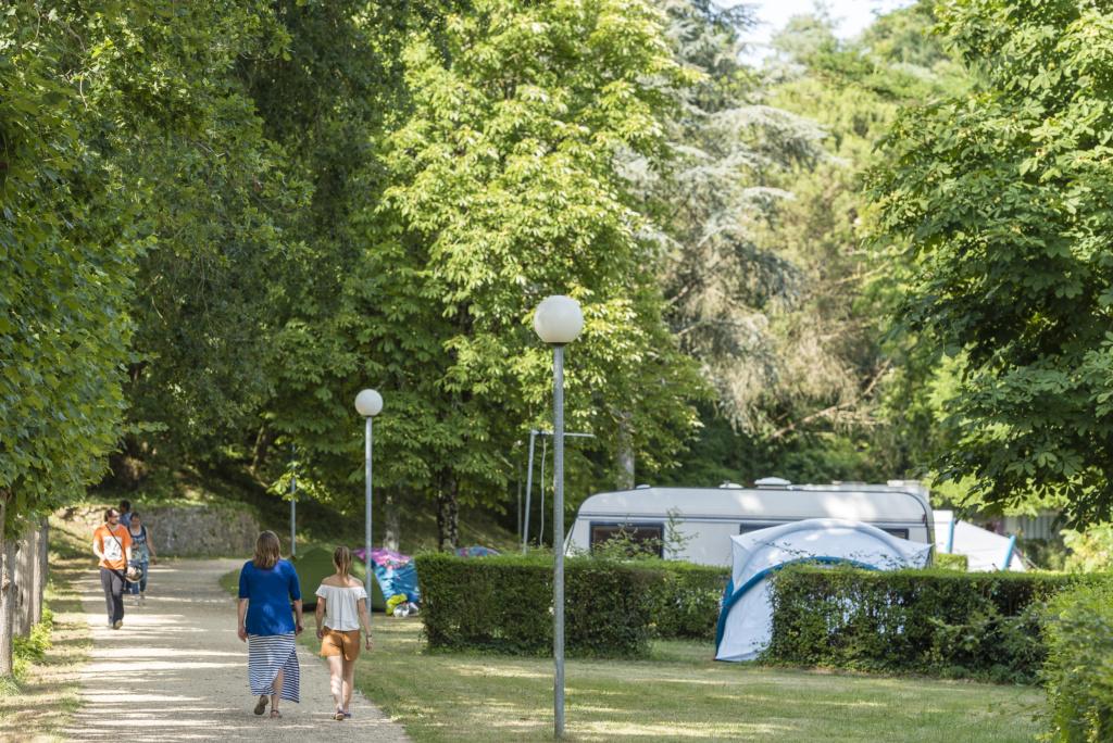 Bienvenue au Camping de Baugé (Chateaux de la Loire) Campin18