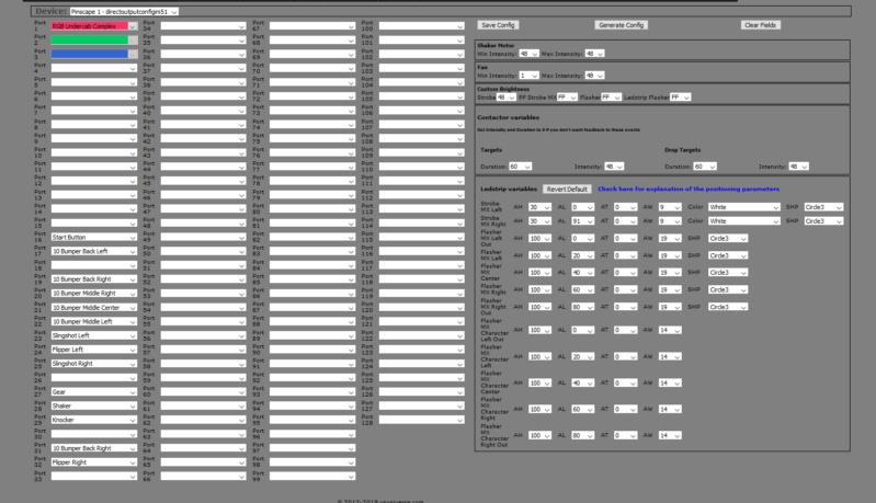 [WIP] Pincab 43 pouces 4K 95% - Page 4 Config10
