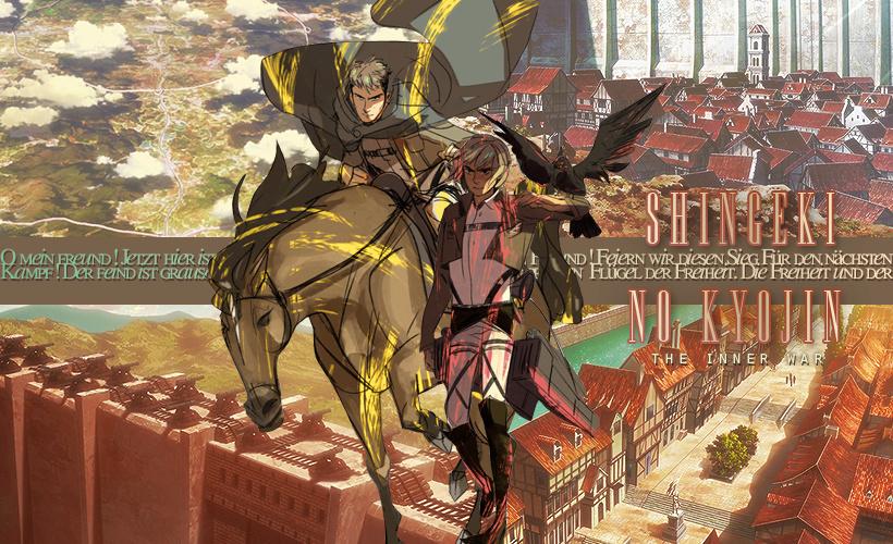 HSNK - Shingeki no Kyojin RPG