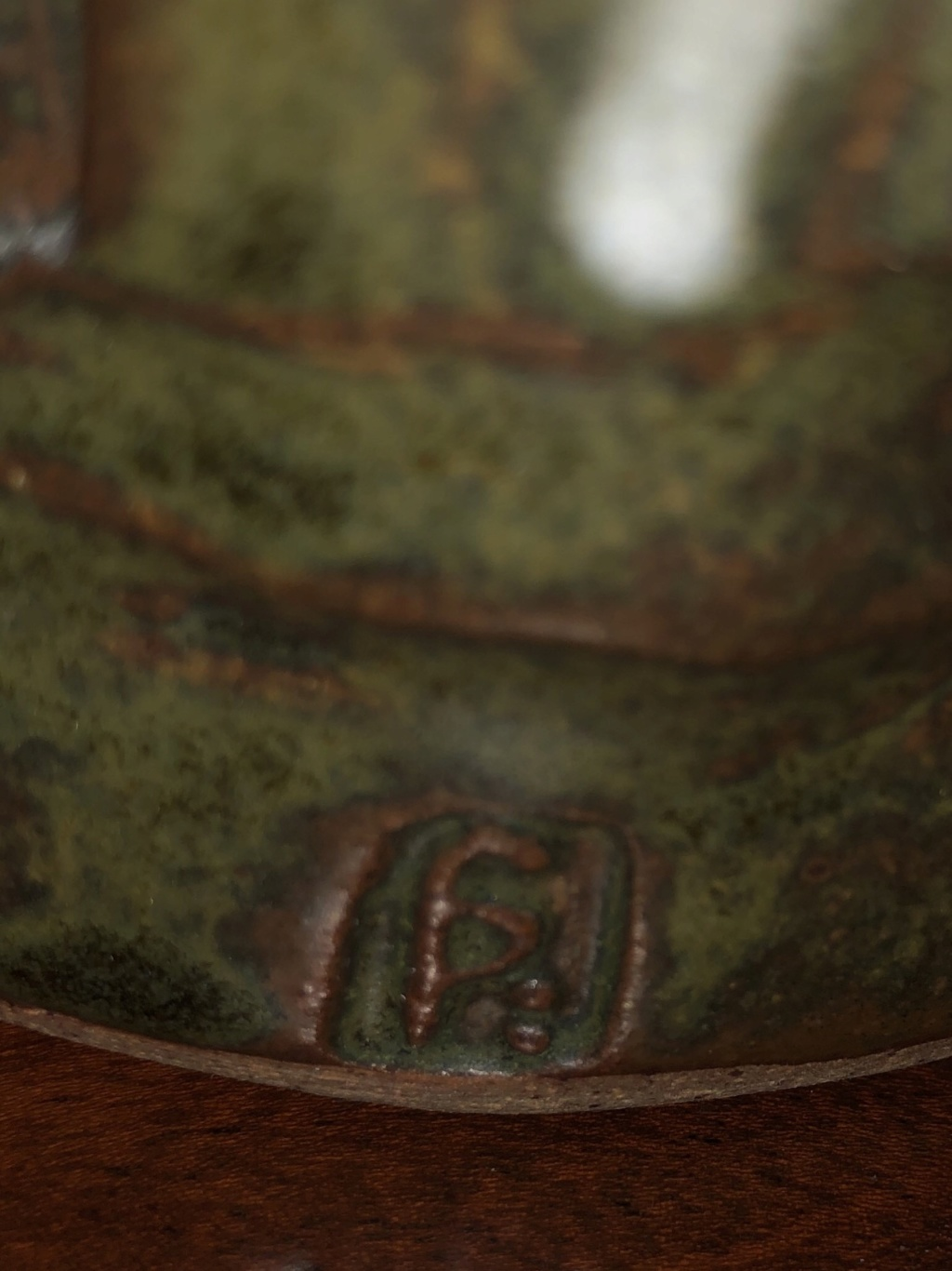 Help to identify this Bernard Leach looking Jug B1db2610